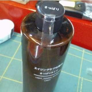 🚚 無印良品水漾潤澤化妝水/全新x10