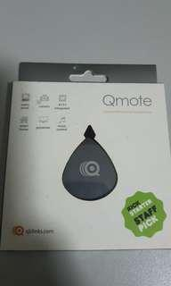 Qmote kickstarter Bluetooth remote for smartphones