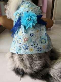 Kimono costume for dog made in japan