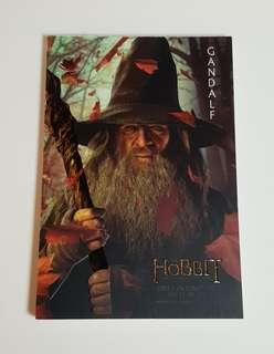 LOTR Gandalf Notebook Limited Edition by Burger King