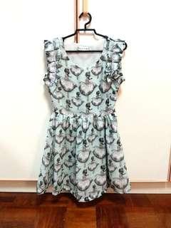 Dainty ballet dress