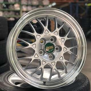 Used Original 16 inch BBS Classic Forged Rim (set of 4) 5x100