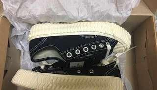 全新 excelsior 韓國餅乾鞋 黑色白底