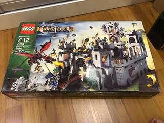 Lego 7094 King's Castle Siege