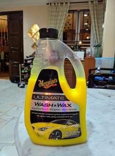 Meguair's Ultimate Wash and Wax