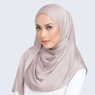 Matte dull satin long shawl [ UPDATED AS AT 11/02/2019 ]