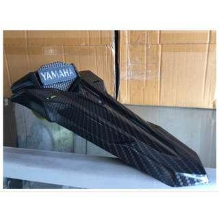 Carbon Rear Fender With LED Kozi Yamaha Y15ZR