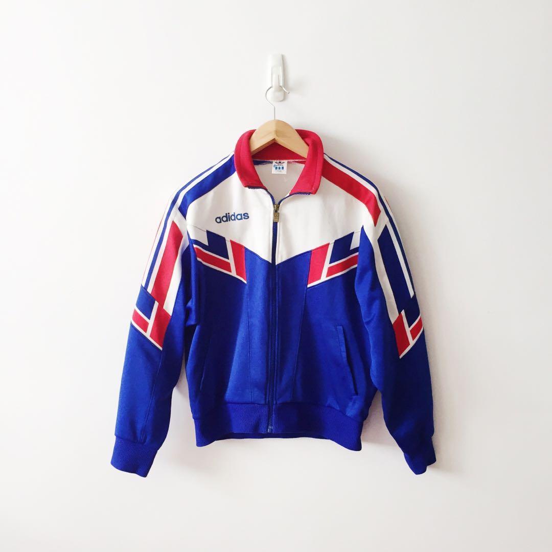 b296d18324f3 Adidas Vintage Three Stripes Track Jacket