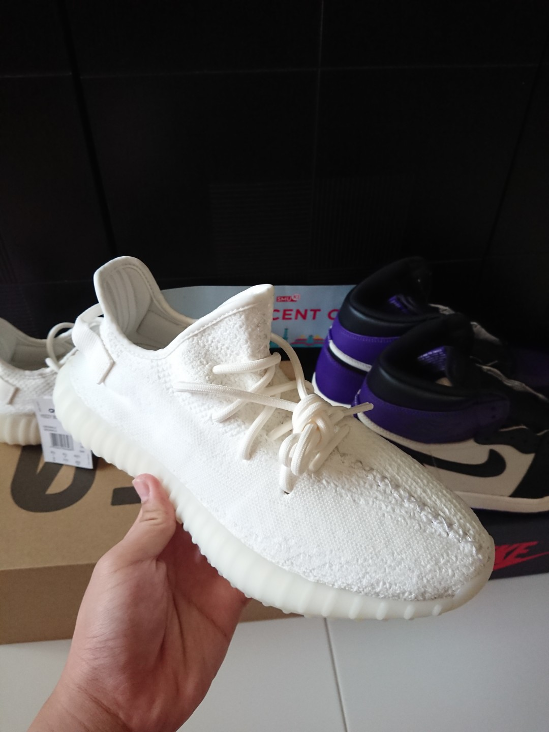 finest selection a5e3c 941bd Adidas Yeezy Boost 350 V2 Triple white