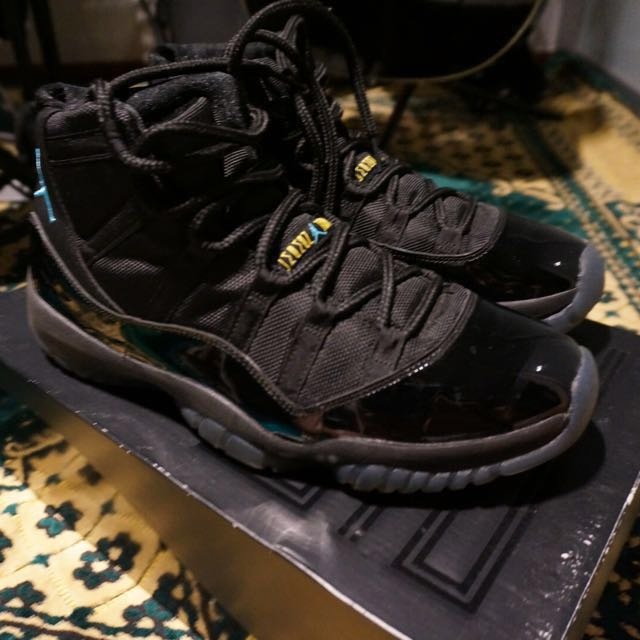 online store 138e6 64fee Air Jordan 11 Retro Gamma Blue