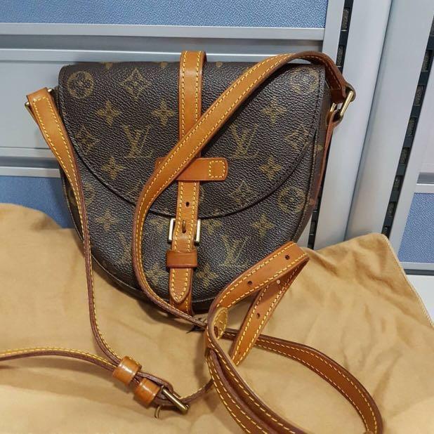 Authentic Louis Vuitton Vintage Monogram Chantilly PM 7fe0210ac2dec