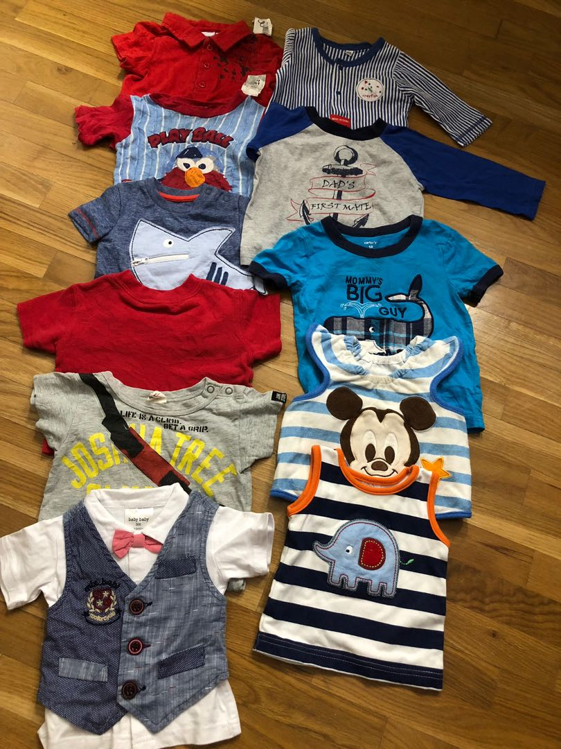cb202f57b Baby Boy Clothes, Babies & Kids, Babies Apparel on Carousell