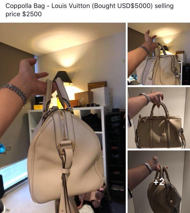 Coppolla Bag - Louis Vuitton
