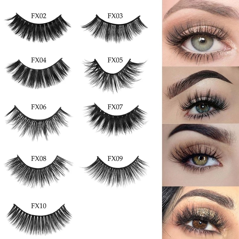 cc9b67fcb86 Faux Mink Lashes, Health & Beauty, Makeup on Carousell
