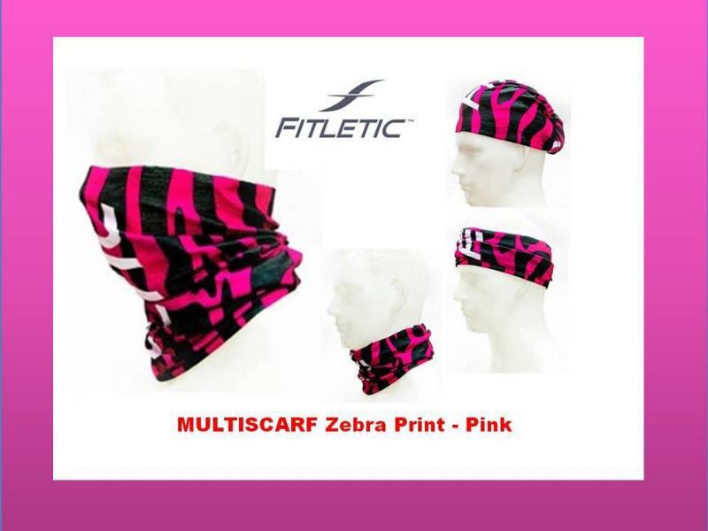 Fitletic Multi Purpose Head Neck Wear Scarf Scarves Buff