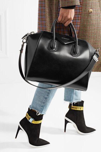 277940d159 Givenchy Antigona Medium size in shiny leather, Luxury, Bags & Wallets,  Handbags on Carousell