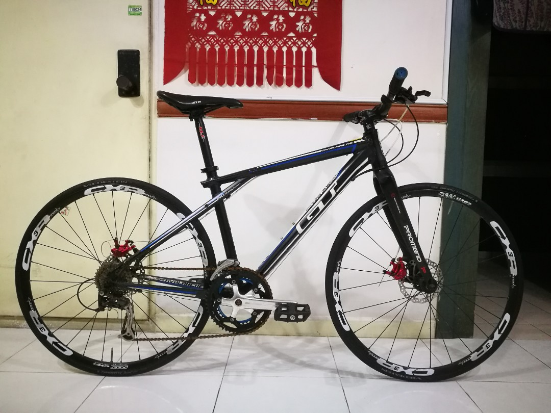 9958b0f4f2f GT Avalanche 3.0, Bicycles & PMDs, Bicycles, Road Bikes on Carousell