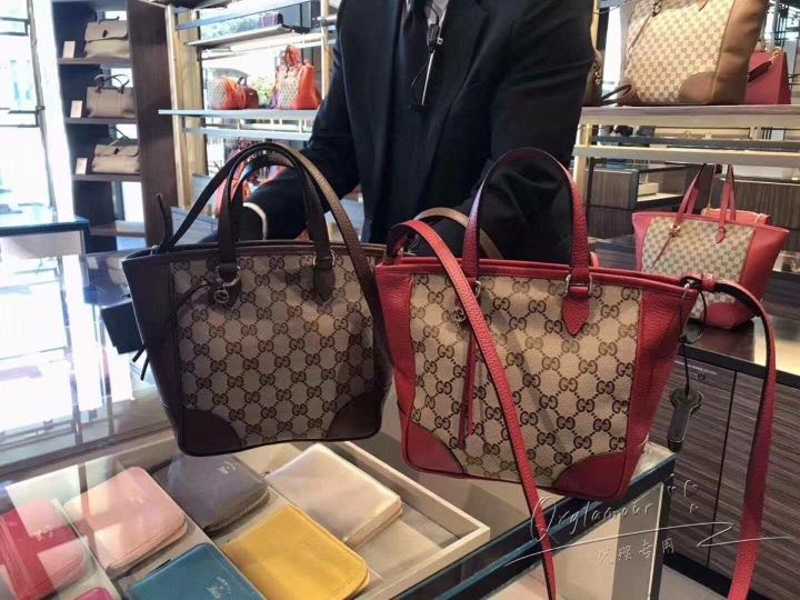 6b28447bf Gucci outlet bags 50% off, Luxury, Bags & Wallets, Sling Bags on ...