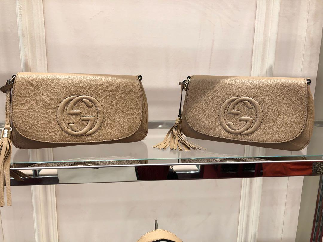 Gucci outlet bags 50% off, Luxury, Bags \u0026 Wallets, Sling