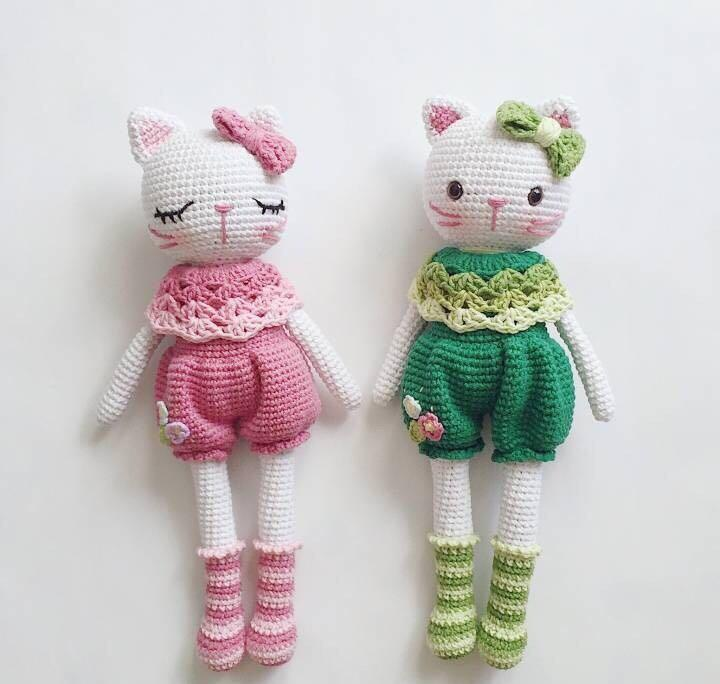 Hello Kitty Crochet: Supercute Amigurumi Patterns for Sanrio ... | 684x720