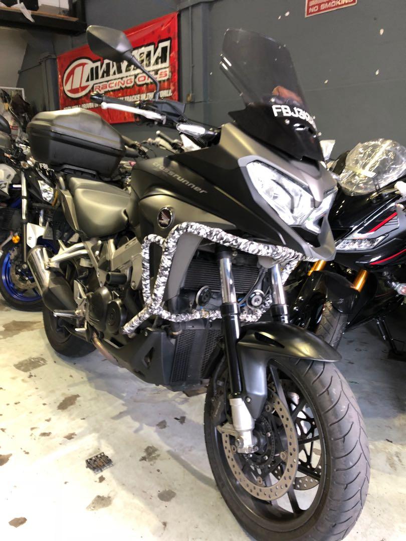 Honda Crossrunner 800 For Sale Motorbikes Motorbikes For Sale