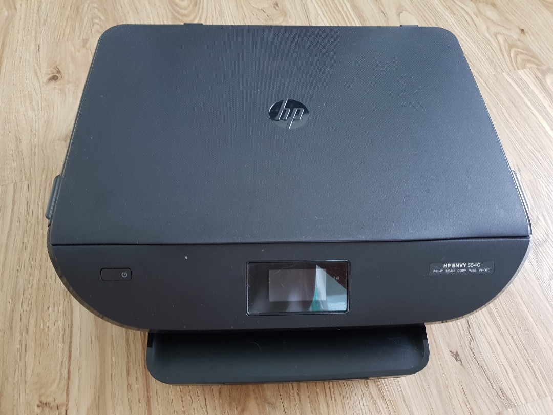 Hp Printer Envy 5540