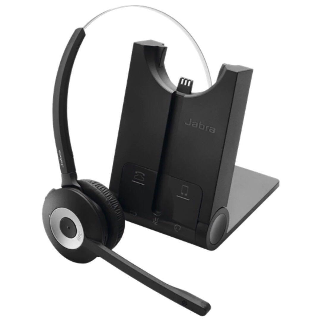 14b987801da Jabra Pro 920 Mono Wireless Headset (Black) warranty till 16 Jul ...