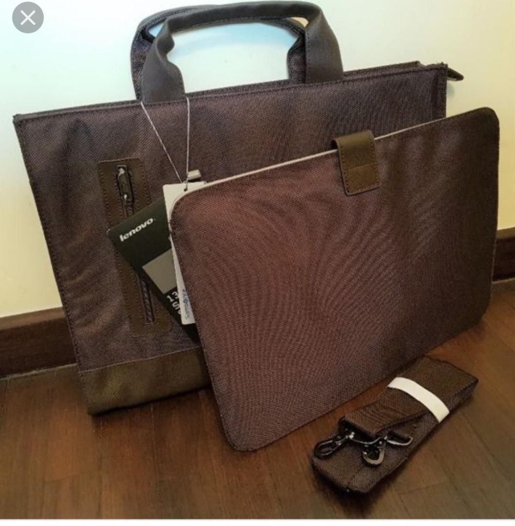 d89fa89d3a Lenovo Samsonite T7130 toploader laptop bag