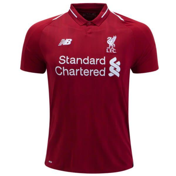 best loved 9f847 23f5b Liverpool 18/19 Jerseys & Youth Kits, Sports, Sports Apparel ...