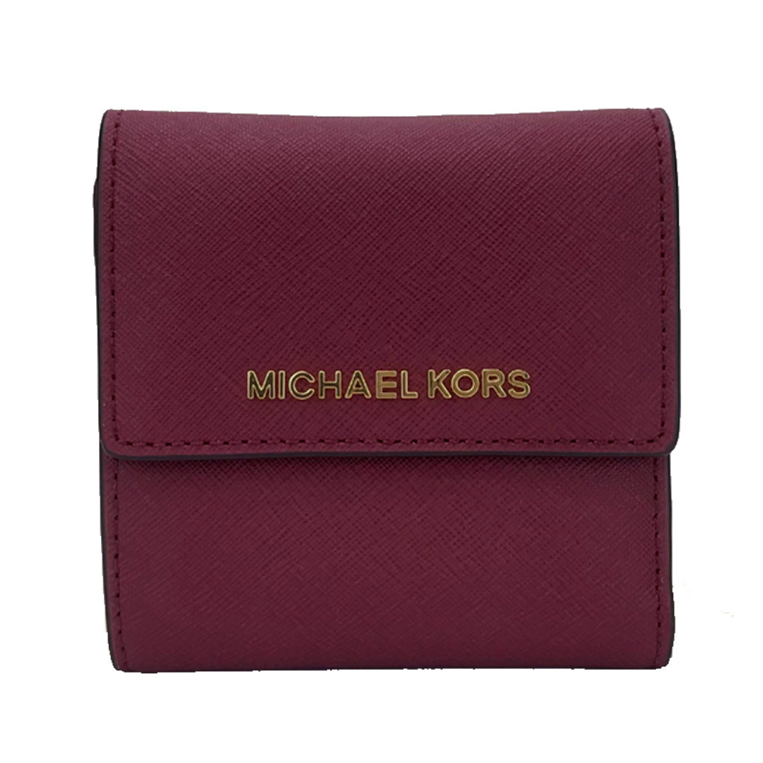 c0ce67081bc8 NEW ARRIVAL Michael Kors Jet Set Travel Small Carryall Wallet ...