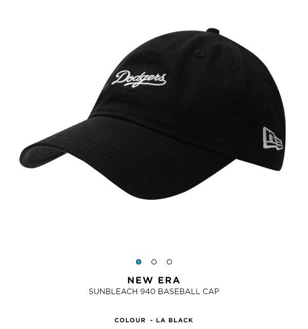 New era caps - black 8204d6cb73