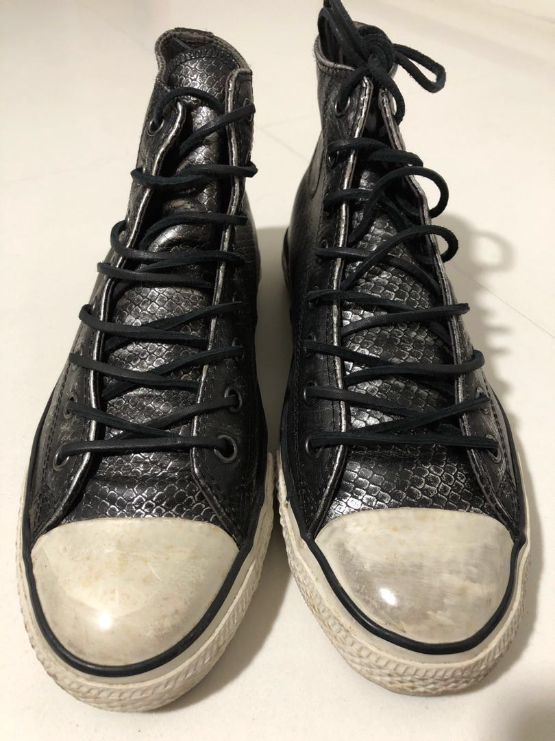 3c71bfc7dffc NEW Limited Edition Leather Converse+John Varvatos