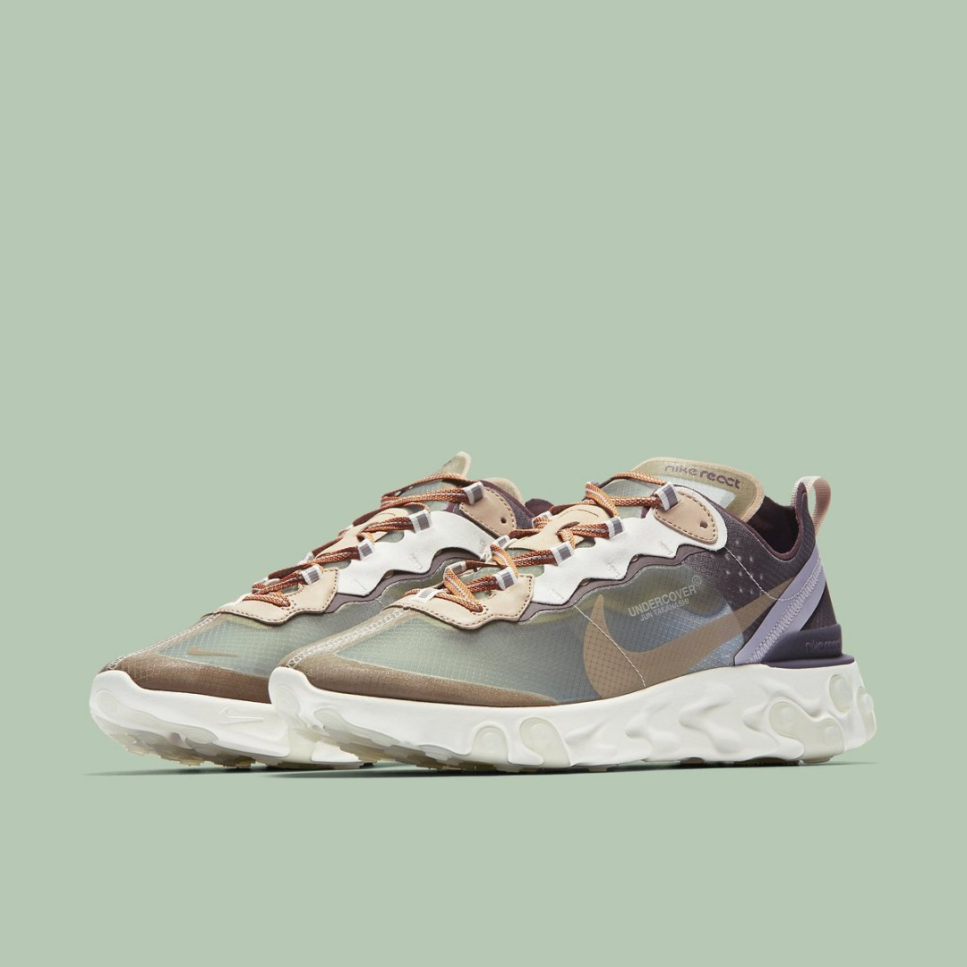 7d6869712eb2 SALE  Nike React Undercover Green Mist