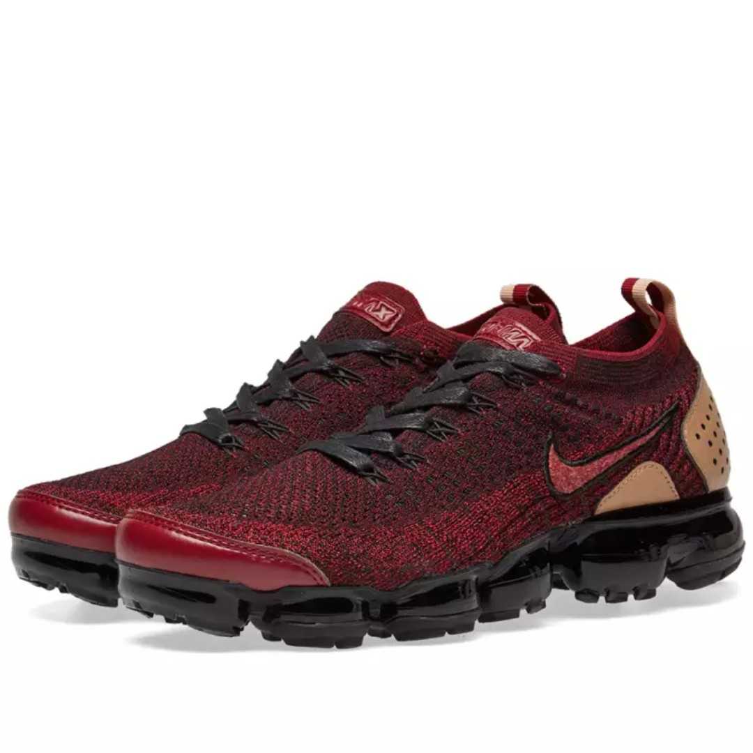 7684483c6be39 NIKE AIR VAPORMAX FLYKNIT 2 NRG -TEAM RED