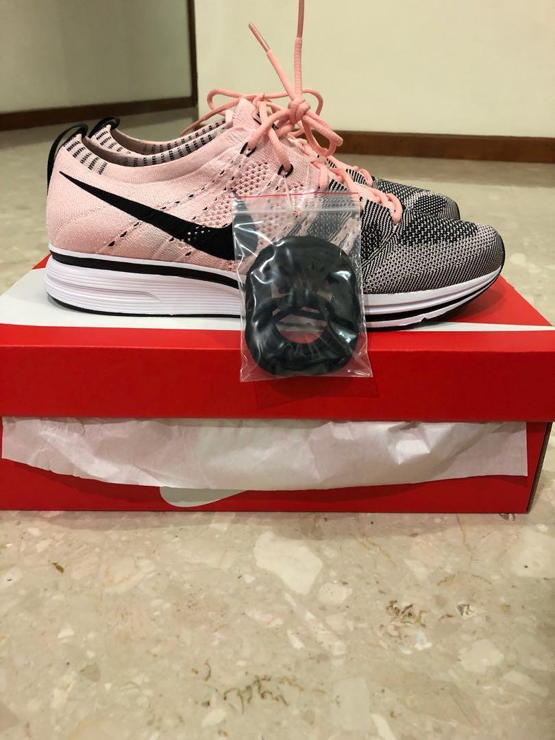 d5da1b1f0274 Nike Flyknit Trainer Sunset Tint