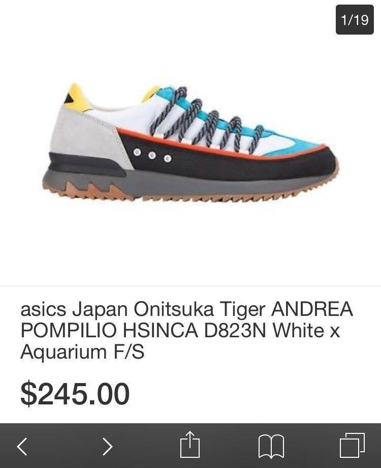 huge selection of 0b09f d179c ONITSUKA TIGER Japan x Andrea Pompilio Hsinca , Women's ...