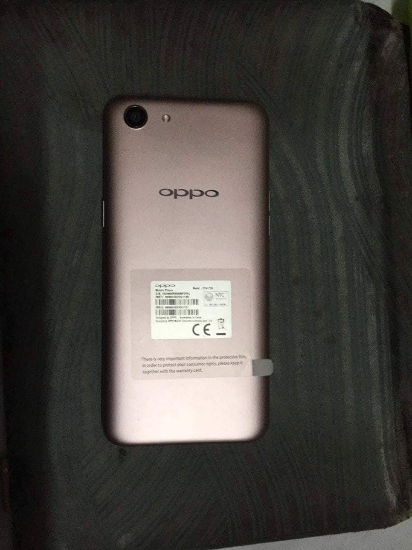 OPPO A83 TO YOUR?