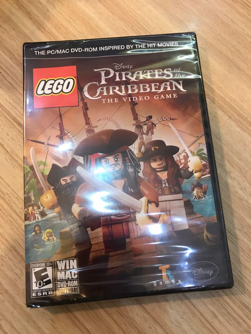 PC LEGO Pirates Of The Caribbean, Toys & Games, Video Gaming