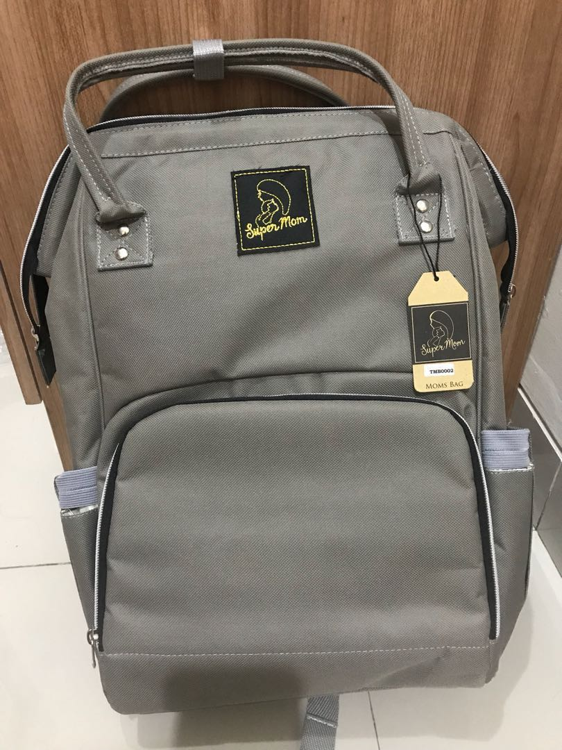 REPRICE Diaper bag Super Mom Large   Besar 398d929653
