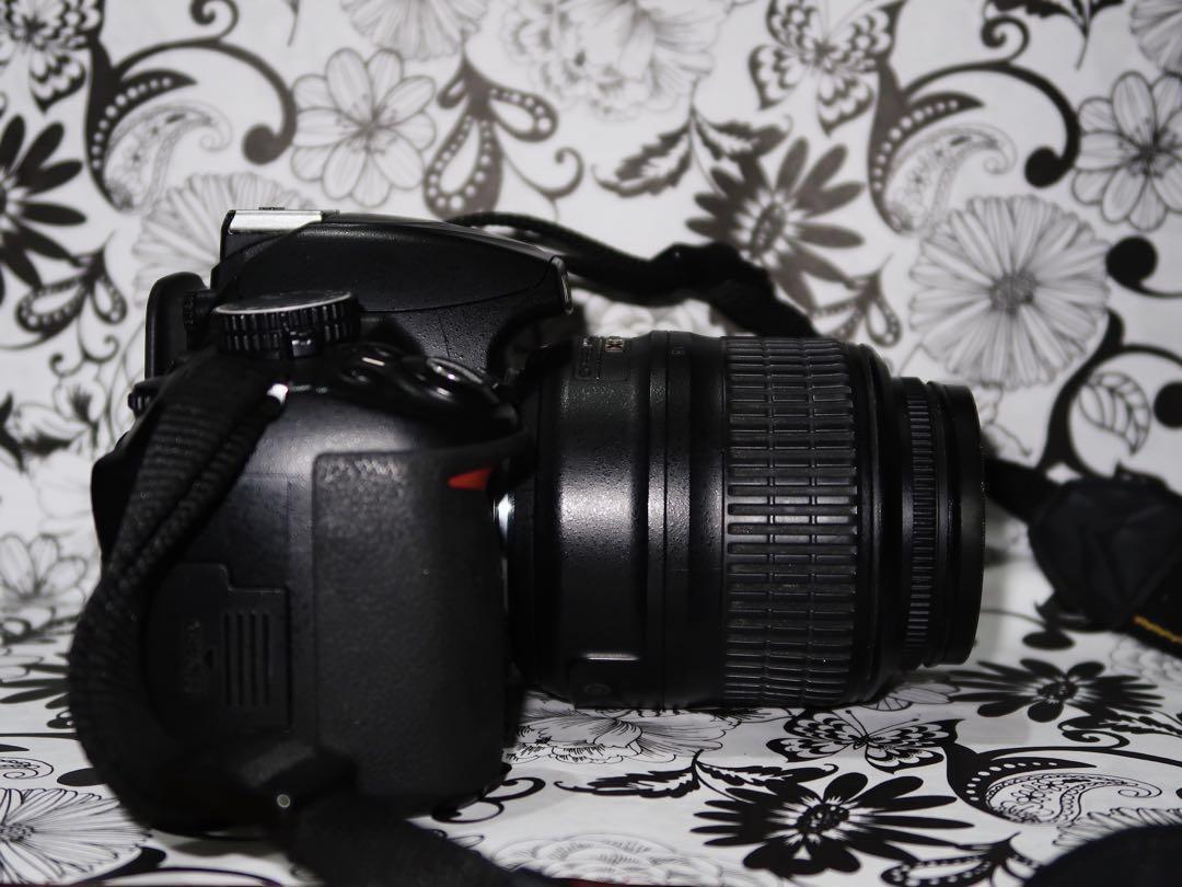 REPRICED: Nikon D3100