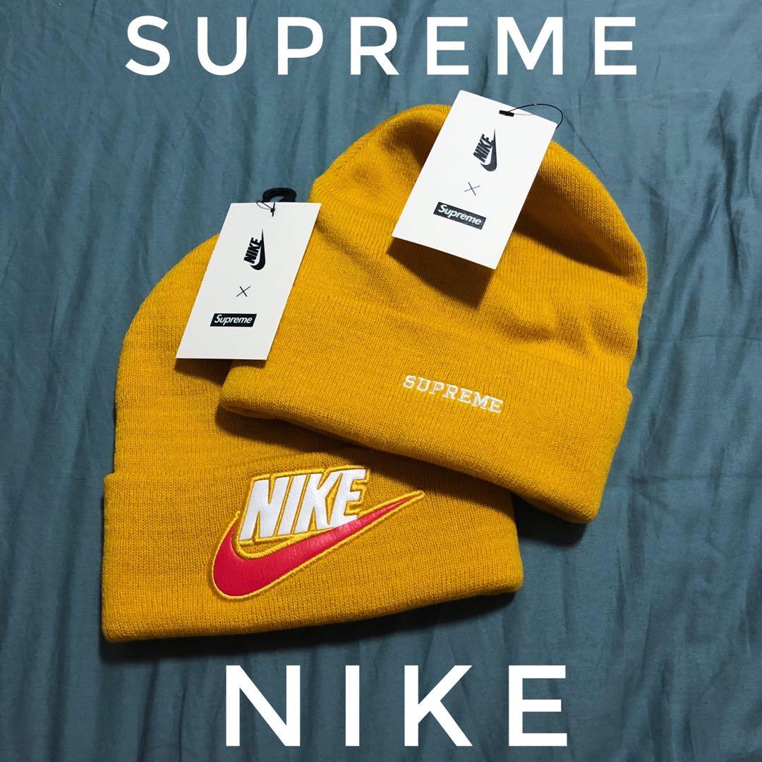 b4530f3516a Supreme x Nike Beanie