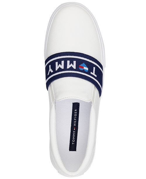 6137f8d4 Tommy hilfiger slip on Preorder while stock last, Women's Fashion ...