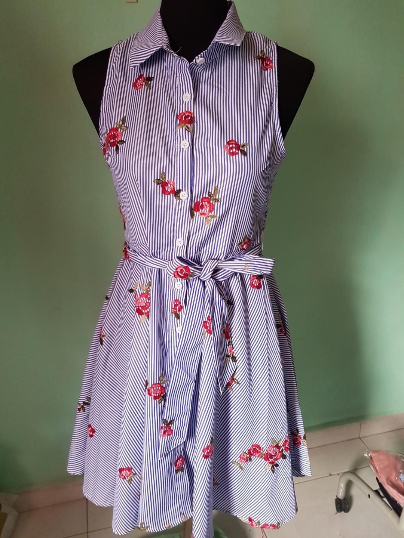 3aee53d3d0 Valleygirl Floral Dress