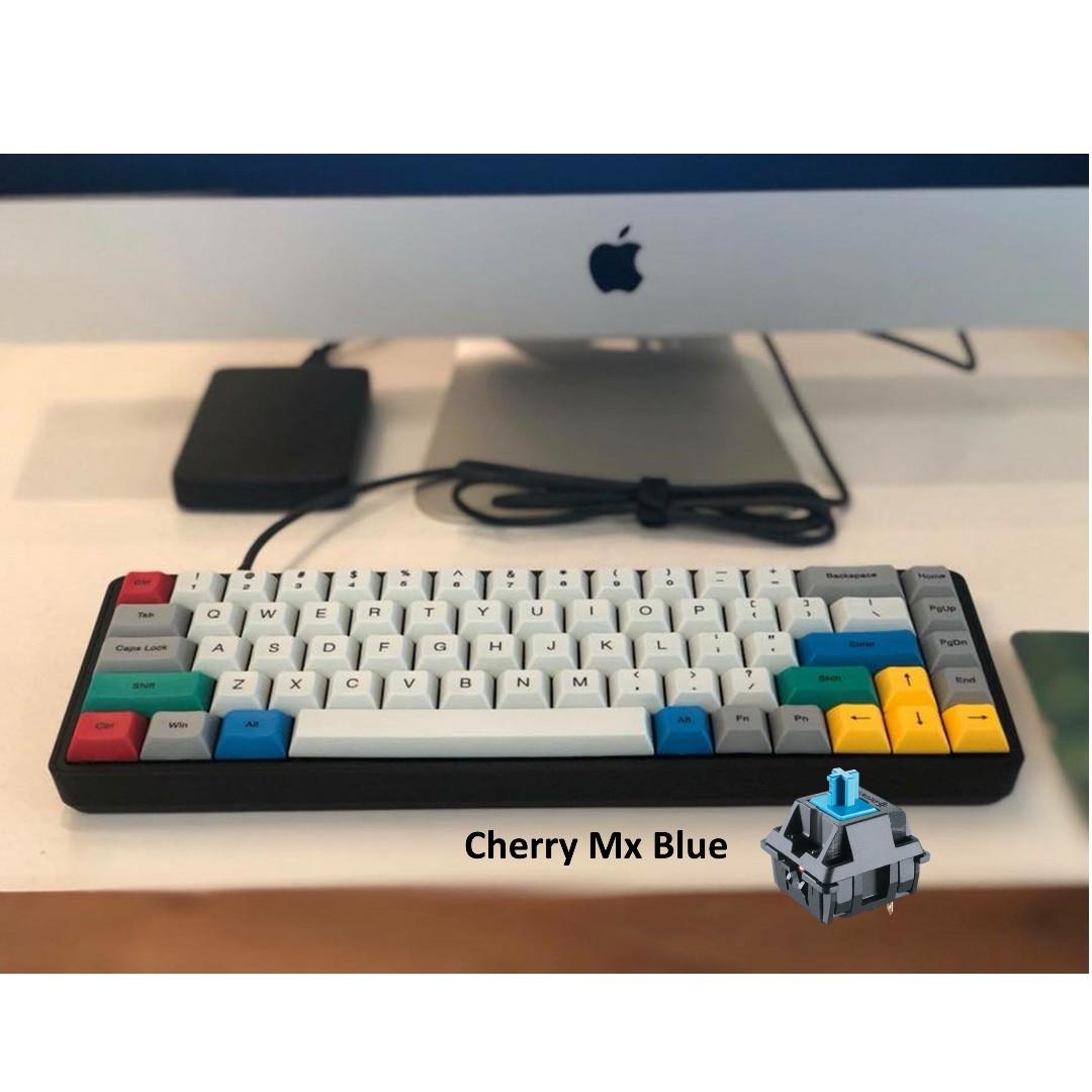 90d4a9f95b6 Vortex Cypher 65% Mechanical Keyboard, Electronics, Computer Parts ...