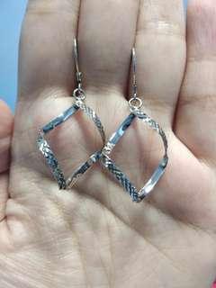 純銀耳環 耳勾 925 silver earrings