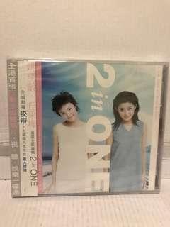 姚琇齡 丘釆樺 全新絕版CD 收藏品 只限深水埗交收