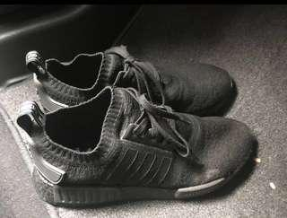 Adidas NMD R1 Triple Black Japanese Edition