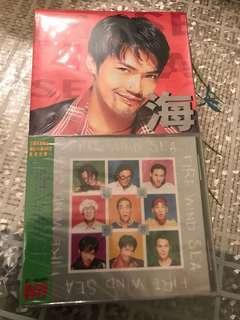 風火海 非賣品 全新絕版CD 收藏品 只限深水埗交收