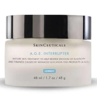 SkinCeuticals A.G.E Interrupter 活膚緊緻霜 試用裝 travel size sample 4ml [數量限定]