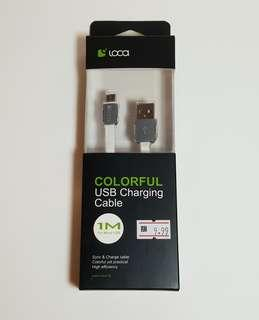 Loca USB Android Flat Charging Cable